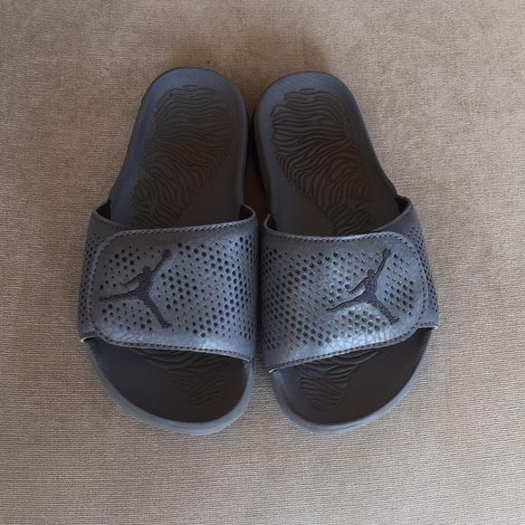 a51be6de9 Jordan Other - Jordan sandals boys 13 EUC